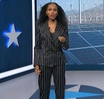Kerry Washington Wore  Alexandre Vauthier For The 2020 Democratic National Convention Event