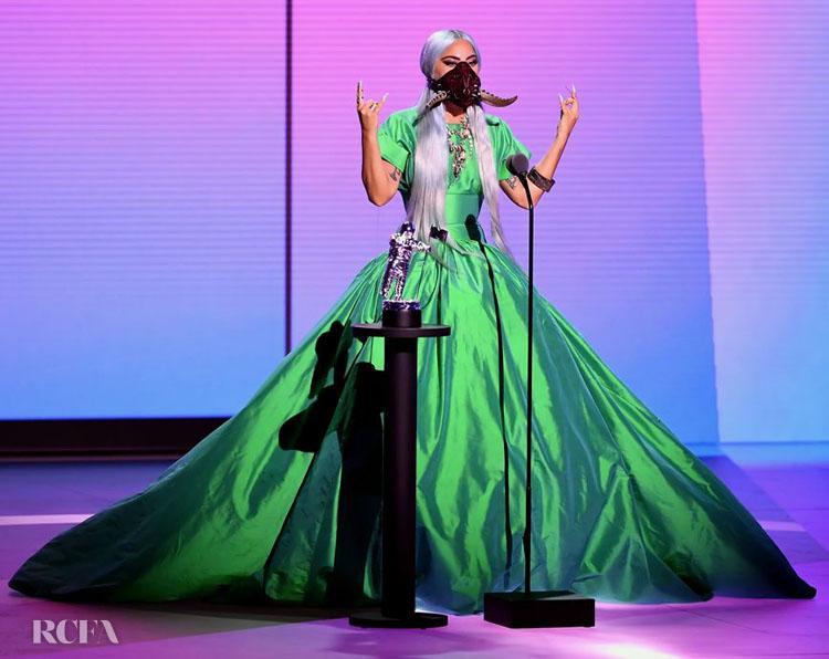 Lady Gaga Christopher John Rogers 2020 VMAs