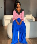 Gabrielle Union-Wade Was Instaglam In Christian Wijnants