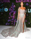 Rita Ora Wore Ralph & Russo Couture To The Luisaviaroma For Unicef Charity Event