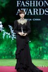 Chris Lee 李宇春 Wore Gucci To The 2020 Green Carpet Fashion Awards