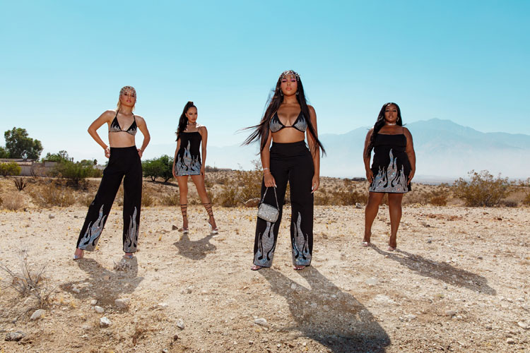 PrettyLittleThing x Jordyn Woods Collection