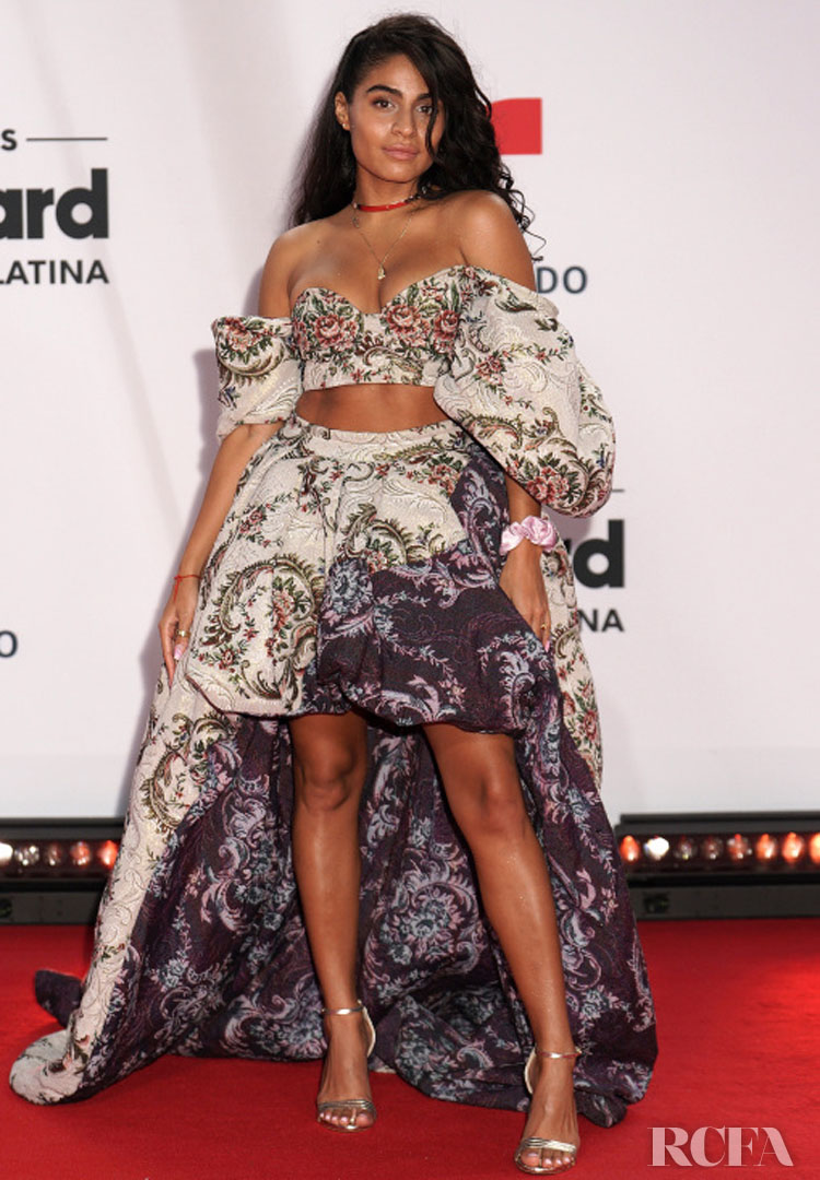 Jessie Reyez Wore Selam Fessahaye To The 2020 Billboard Latin Music Awards