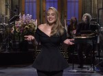 Adele Wore Brock Collection, Valentino & Acne Studios Hosting Saturday Night Live