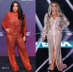 Demi Lovato Wore Five Looks Hosting The 2020 People's Choice Awards