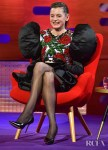 Emma Corrin Wore Richard Quinn On The Graham Norton Show