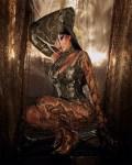 Kylie Jenner Wore Custom Mugler For Halloween 2020