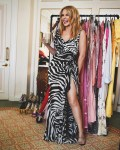 Kylie Minogue Promotes 'Disco' In Dolce & Gabbana