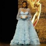Naturi Naughton Wore Morphine To The 2020 International Emmy Awards