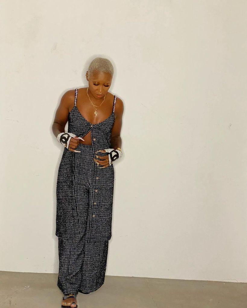 Cynthia Erivo Wore Chanel Promoting 'Genius Aretha'