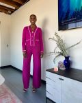 Issa Rae Wore Chanel Promoting 'Insecure'