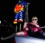 Miley Cyrus Wore Alexandre Vauthier Celebrating 'Plastic Hearts'