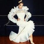 Rita Ora Was Instaglam In Prada