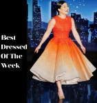 Best Dressed Of the Week - Kelly Marie Tran in Michael Cinco Couture