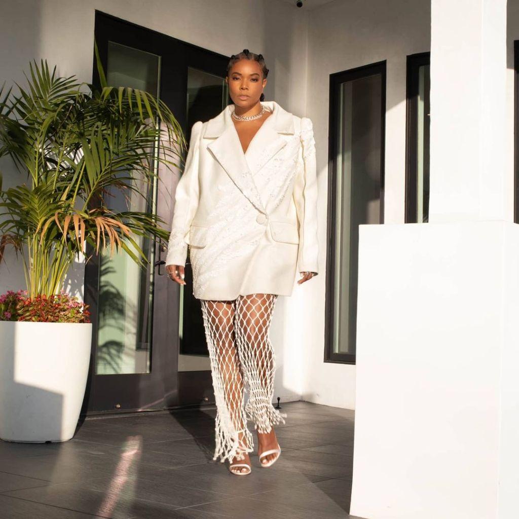 Gabrielle Union Rocks Cong Tri For The 'Gram