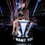 Ariana Grande Wore Lanvin On 'The Voice'