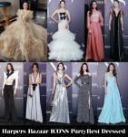 Who Was Your Best Dressed At The 2021 Harper's Bazaar ICONS Party?