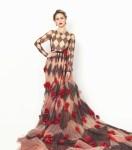 Maria Bakalova Wore Christian Dior To The 2021 SAG Awards