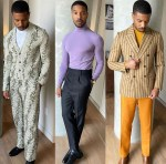 Michael B Jordan Wore Bottega Veneta & Gucci Promoting 'Without Remorse'