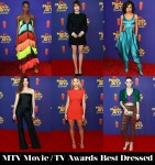 Who Was Your Best Dressed At The 2021 MTV Movie & TV Awards?