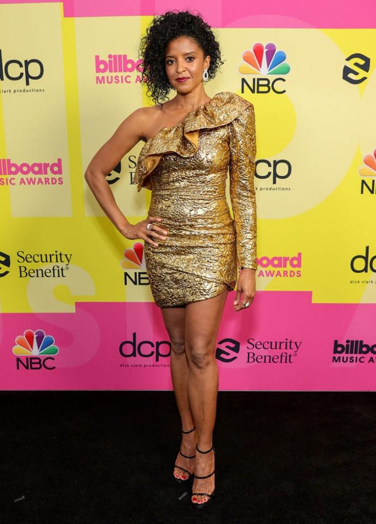 Renee Elise Goldsberry Billboard Music Awards