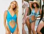 Vanessa Hudgens' Frankies Bikinis Emma Swimsuit
