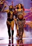 Cardi B Wore Dolce & Gabbana Performing At The 2021 BET Awards