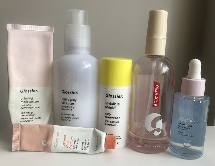 The Glossier Summer Sale Is Now On
