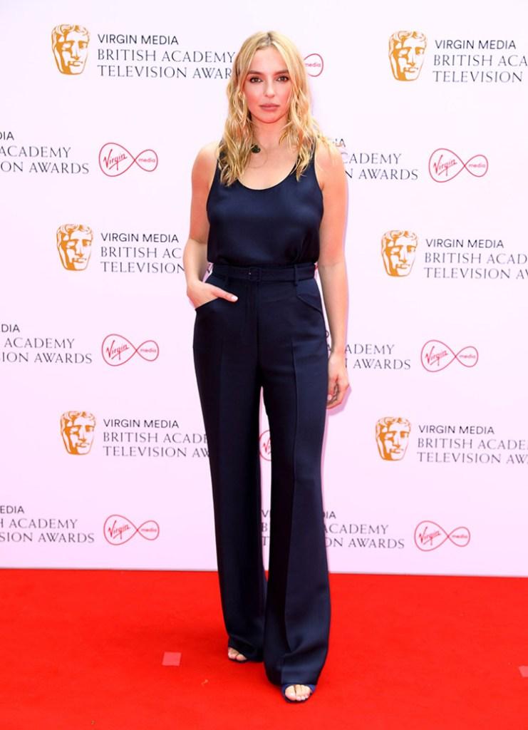 Jodie Comer Wore Gabriela Hearst To The 2021 BAFTA TV Awards