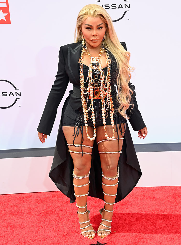 Lil' Kim BET Awards