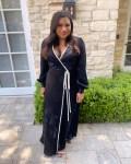 Mindy Kaling Wore Sachin & Babi For The 'Gram