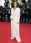 Adèle Exarchopoulos Wore Fendi To The 'De Son Vivant (Peaceful)' Cannes Film Festival Premiere