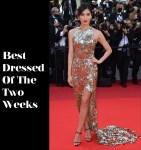 Best Dressed From Cannes Film Festival - Gemma Chan In Oscar de la Renta