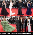 Who Was Your Best Dressed On Day Two Of Cannes Film Festival?