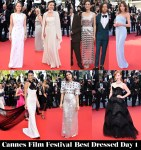 Who Was Your Best Dressed On Day One Of Cannes Film Festival?