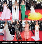Who Was Your Best Dressed On Day Three Of Cannes Film Festival?