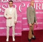 'Gossip Girl' New York Premiere Menswear