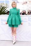 Maria Bakalova Wore Louis Vuitton To The 'Women Do Cry' Cannes Film Festival Photocall