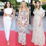 Vanessa Hudgens, Heather Graham & Elizabeth Olsen Attend The Filming Italy Festival 2021