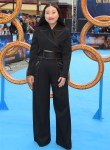 Awkwafina Wore J. W. Anderson To The 'Shang-Chi And The Legend Of The Ten Rings' London Premiere