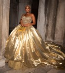 Jennifer Hudson Front Row @ Dolce & Gabbana Alta Moda 2021 & Dinner Party