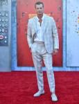 Joel Kinnaman Wore Paul Smith To 'The Suicide Squad' LA Premiere