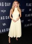 Katheryn Winnick Wore Emilia Wickstead To The 'Flag Day' LA Screening