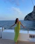 Kendall Jenner Wore Bottega Veneta On Her Italian Vacation