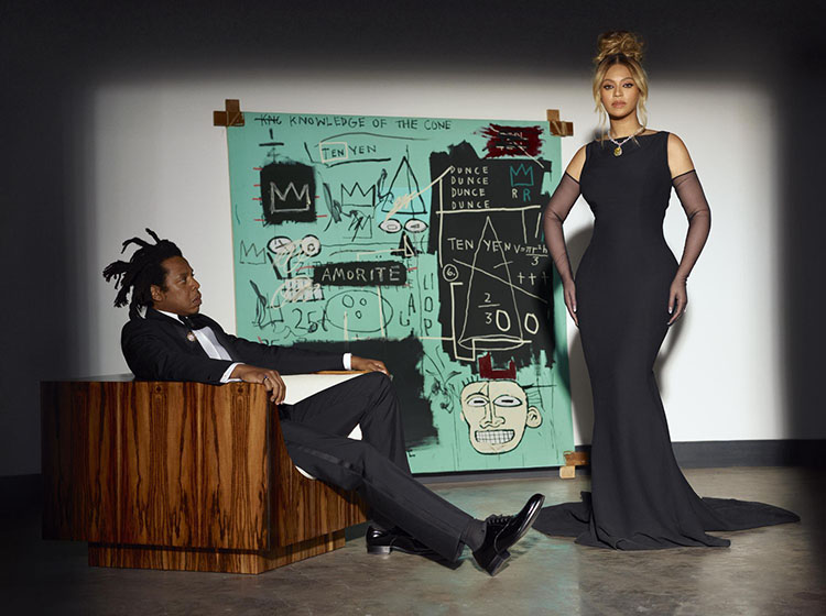 Beyonce Wore Givenchy In The 'About Love' Tiffany & Co. Ad Campaign