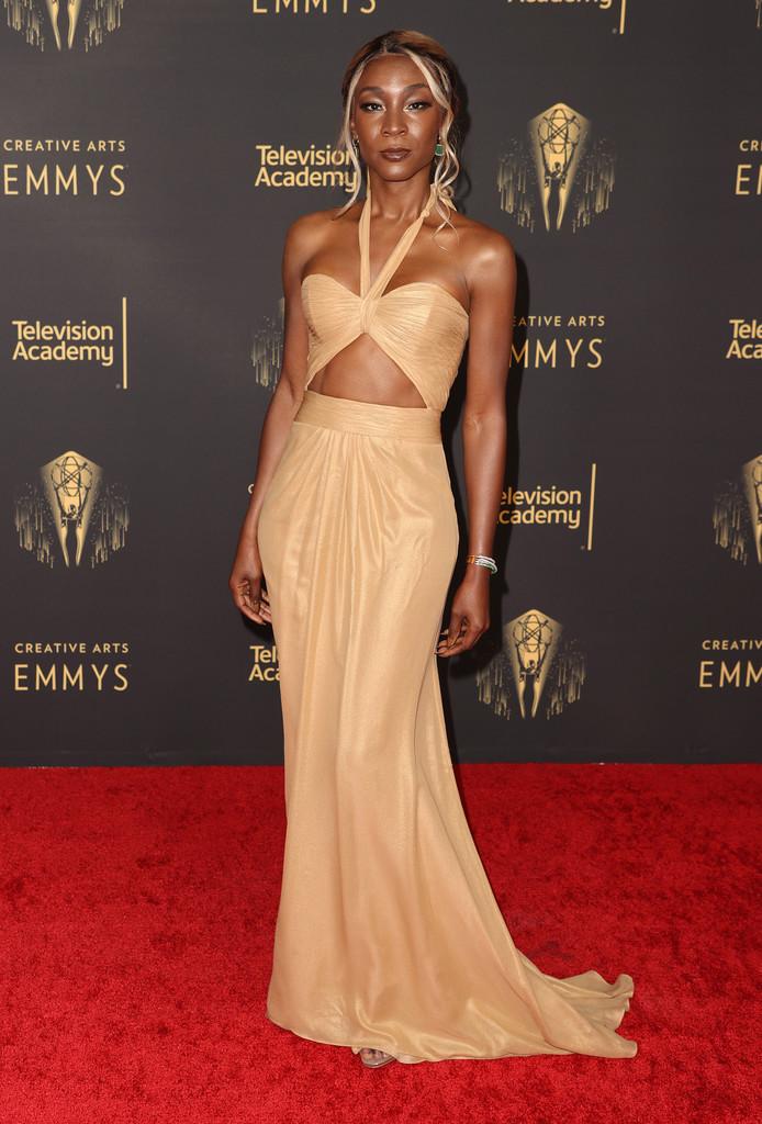 AngelicaRossin Rani ZakhemCouture - 2021 Creative Arts Emmys