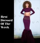 Best Dressed Of The Week - Zendaya In Alaia