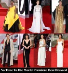 Who Was Your Best Dressed At The 'No Time To Die' World Premiere?