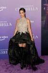 Camila Cabello Wore Oscar de la Renta To The 'Cinderella' LA Premiere