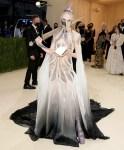 Grimes Wore Iris Van Herpen Haute Couture To The 2021 Met Gala